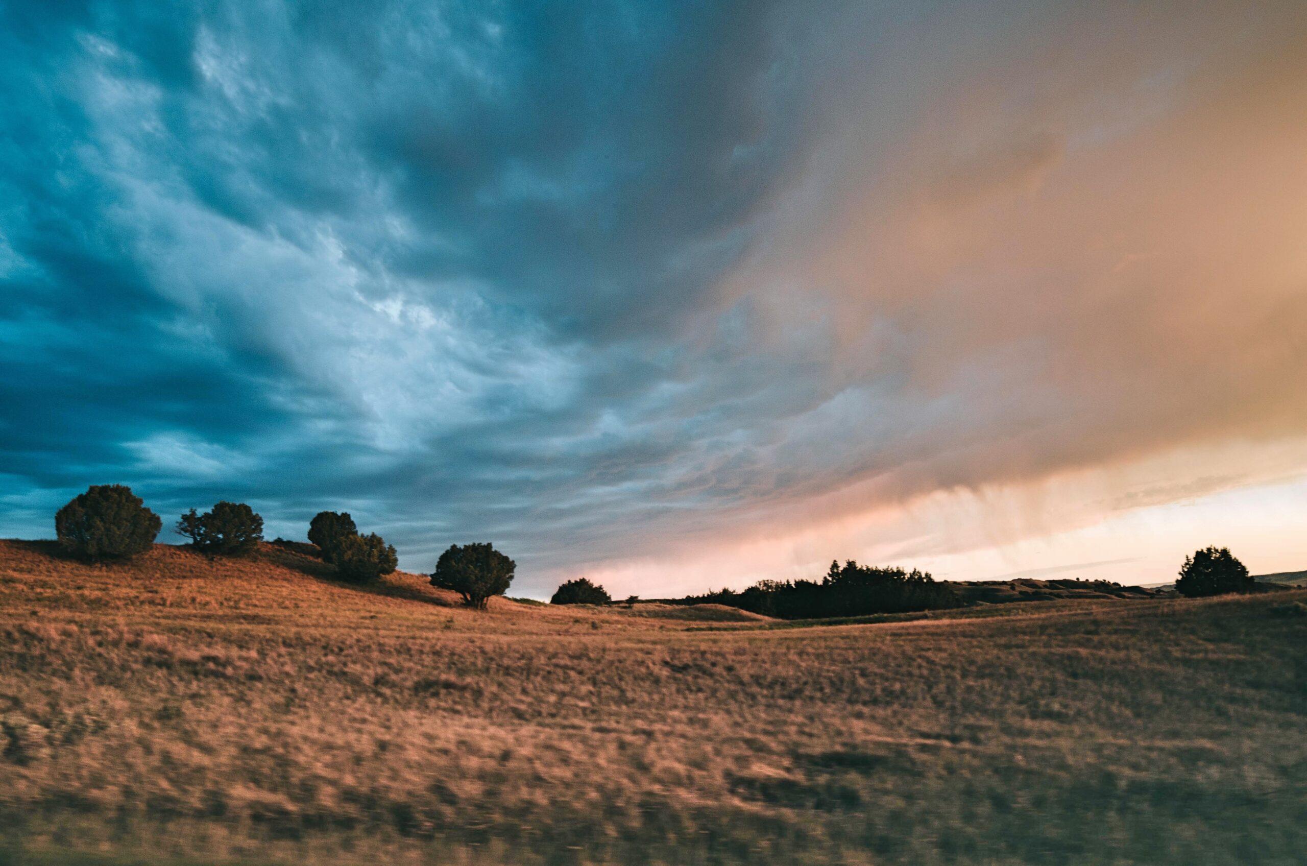 When Dark Clouds Rise