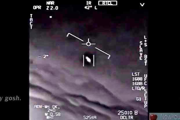 UFO's No Longer a Conspiracy?